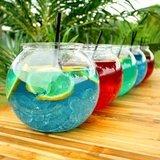 Plastic Cocktail Fishbowl 2,9L_