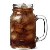 4 Mason Jar glazen in doos_