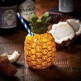 Ceramic Pineapple Tiki Mug 13oz / 365ml_