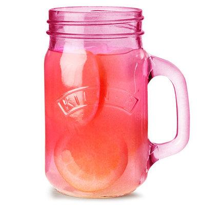 Kilner Jar 0,4L Roze