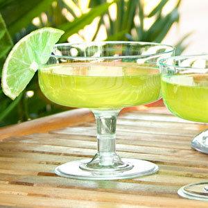 12 Wegwerp Margarita Cocktail glazen