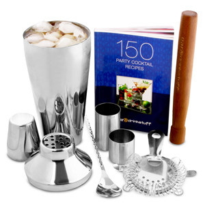 Manhattan Cocktail Shaker Set