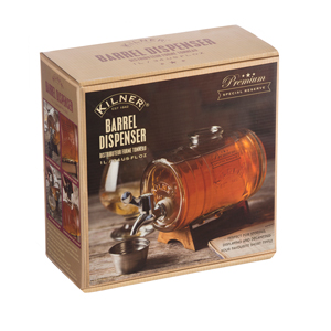 Kilner Barrel Dispenser 1 liter