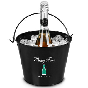 Party Time Wijn & Champagne Bucket