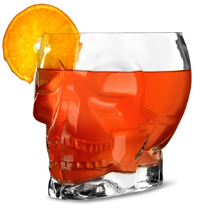 Tiki Doodshoofd Cocktail Bowl 1.7L