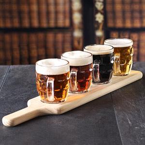Craft Beer Flight Tasting Set
